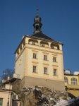 Karlovy Vary - hrad (Zámecká věž) |