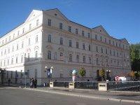 Karlovy Vary - Vojenský lázeňský ústav |