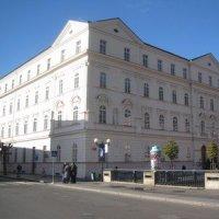 Karlovy Vary - Vojenský lázeňský ústav