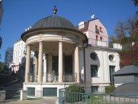 Karlovy Vary - Zámecká kolonáda |