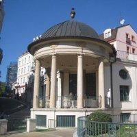 Karlovy Vary - Zámecká kolonáda