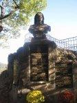 Karlovy Vary - busta Petra Velikého |