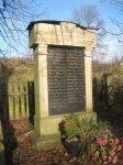 Dlouhá Lomnice - pomník obětem 1. světové války |