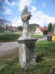 Brložec - socha sv. Jana Nepomuckého |