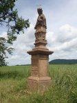 Močidlec - socha sv. Jana Nepomuckého | Močidlec - socha sv. Jana Nepomuckého