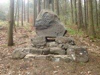 Žlutice - pomník Friedricha Ludwiga Jahna | Žlutice - pomník Friedricha Ludwiga Jahna