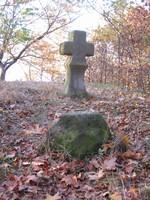 Drahovice (u Slavie) - smírčí kříž akopie