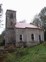 Srní - kostel