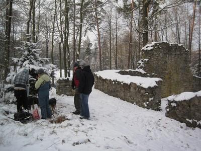 Vánoce sv. Linharta 2009 - prosinec 2009
