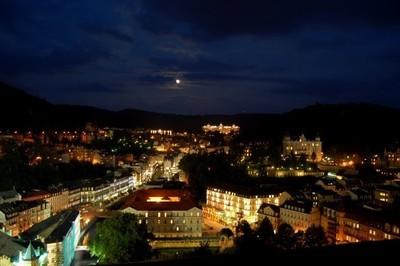 6. místo: Zdeněk Kopecký - Noční pohled (Karlovy Vary, 26.8.07) - 40 hlasů