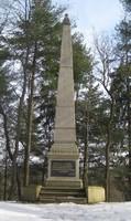 Karlovy Vary - Findlaterův obelisk