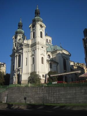 kostel sv. Máří Magdalény - září 2011