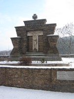 Žlutice - pomník obětem 1. světové války