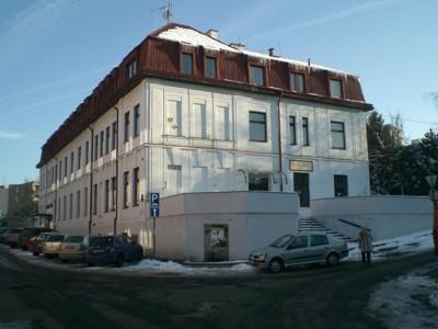 Lidový dům ve Staré Roli - únor 2011