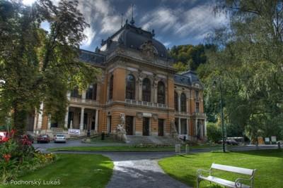 Císařské lázně (Lázně I), Karlovy Vary