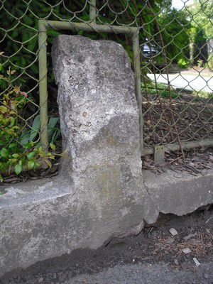 domnělý ztracený smírčí kříž - červen 2009