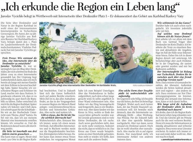 Freie Presse, 15.7.2013
