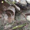 Svatobor - fara   zdevastovaný interiér barokního objektu bývalé fary ve Svatoboru - listopad 2017