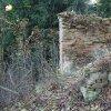 Žlutice - kaple Panny Marie | pozůstatky barokní kaple Panny Marie na vrchu Bellhübel nad Žluticemi - říjen 2015