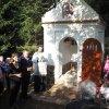 Žlutice - kaple Panny Marie | slavnostní vysvěcení obnovené kaple 24. září 2016
