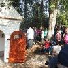 Žlutice - kaple Panny Marie | slavnostní vysvěcení obnovené kaple Panny Marie na vrchu Bellhübel nad Žluticemi dne 24. září 2016