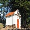 Žlutice - kaple Panny Marie | obnovená kaple Panny Marie - září 2016