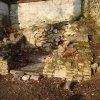 Andělská Hora - kaple sv. Jana Nepomuckého   pozůstatky kaple sv. Jana Nepomuckého - prosinec 2013