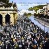 Karlovy Vary - Mlýnská kolonáda | prostor před Mlýnskou kolonádou na počátku 20. století