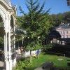 Karlovy Vary - Sadová kolonáda | litinová Sadová kolonáda ve Dvořákových sadech - říjen 2011