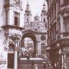 Karlovy Vary - litinová Vřídelní kolonáda | průchod z Tržiště ke kostelu sv. Máří Magdalény