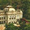 Karlovy Vary - Císařské lázně (Lázně I) | Císařské lázně na kolorované pohlednici z počátku 20. století