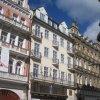 Karlovy Vary - dům U tří mouřenínů | historický dům U tří mouřenínů - říjen 2011