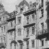 Karlovy Vary - dům Felix Zawojski   dům Felix Zawojski počátkem 20. století