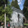 Štědrá - památník obětem 1. světové války   památník míru od jihu - duben 2013