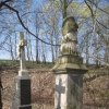 Svinov - pamětní kříž Ernsta Garkische   pamětní kříž Ernsta Garkische - duben 2013