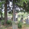 Stružná - hřbitovní kříž | kříž na hřbitově ve Stružné - srpen 2013