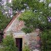 Budov - kaple Panny Marie | zchátralá kaple Panny Marie v roce 2002