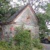 Budov - kaple Panny Marie | zchátralá kaple Panny Marie v Budově v roce 2002