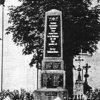 Stanovice - pomník obětem 1. světové války | pomník padlým v době před rokem 1945