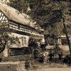 Salajna - mlýn Gahmühle | mlýn Gahmühle s pilou na snímku z doby před rokem 1945