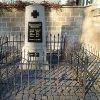 Hrušková - pomník obětem 1. světové války | obnovený pomník obětem 1. světové války - březen 2014
