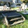Jáchymov - památník obětem 2. světové války   dnešní podoba památníku 2. světové války - říjen 2013