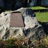 Jáchymov - památník obětem 2. světové války   památník obětem 2. světové války v Jáchymově - říjen 2013