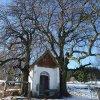 Krásno - kaple Panny Marie Sněžné | kaple Panny Marie Sněžné v Krásně - prosinec 2013