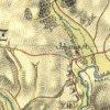 Žlutice - Jánský mlýn | Jánský mlýn (Johannesmühle) na mapě I. vojenského (josefského) mapování z let 1764-1768