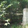Chlum - Ratkův kříž | zdevastovaný Ratkův kříž u Chlumu se znovu poškozeným vrcholovým křížem - září 2016