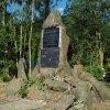 Boč - pomník obětem 1. světové války | zchátralý pomník padlým v Boči - červen 2017