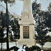 Beranovka - pomník obětem 1. světové války | odhalení pomníku v roce 1921