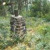 Poutnov - památník obětem 1. světové války | postupně zarůstající plocha symbolického lesního hřbitova u Poutnova - červenec 2018