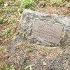 Poutnov - památník obětem 1. světové války | symbolický náhrobek ztraceného vojáka Josefa Zimeraka v Poutnově - duben 2014